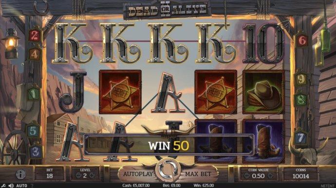 Dead or Alive II screenshot