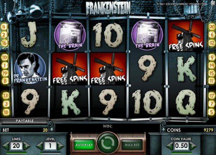 No Deposit Casino Guide - three burning mill free spins symbols triggers free spins feature