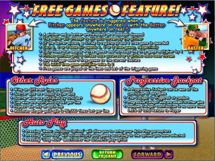 Free Games Description by No Deposit Casino Guide