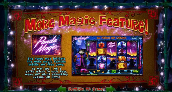 Panda Magic by No Deposit Casino Guide