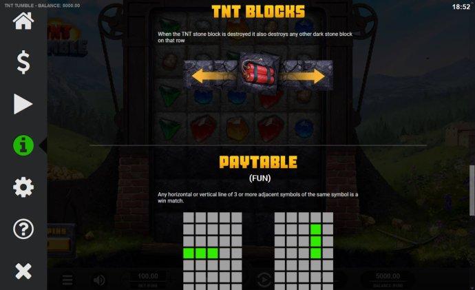 No Deposit Casino Guide image of TNT Tumble