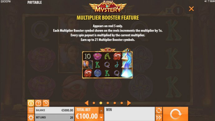 No Deposit Casino Guide - Feature Rules