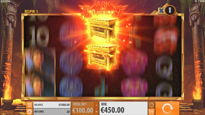 No Deposit Casino Guide image of Ark of Mystery