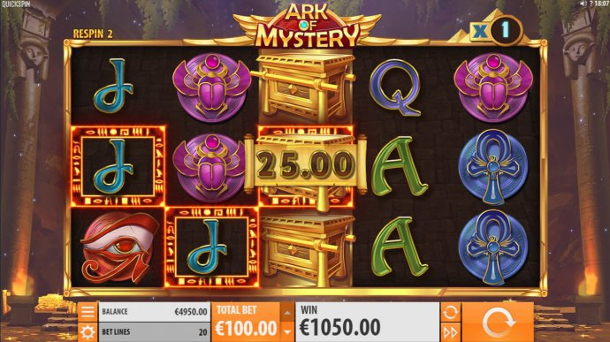 Ark of Mystery by No Deposit Casino Guide
