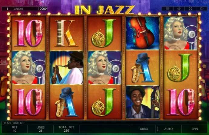 In Jazz by No Deposit Casino Guide