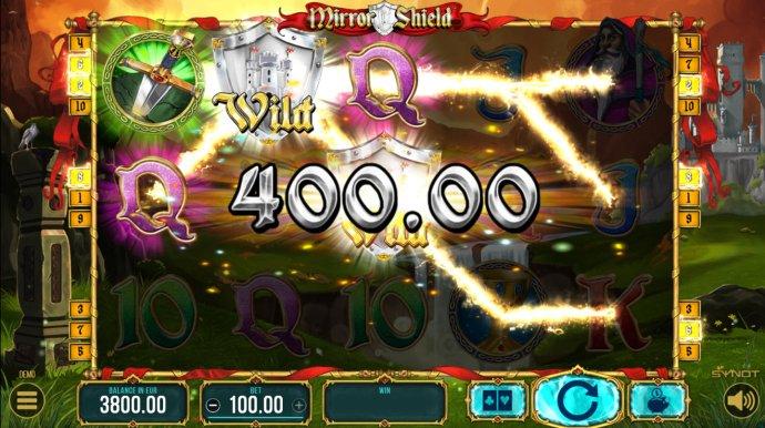Mirror Shield by No Deposit Casino Guide