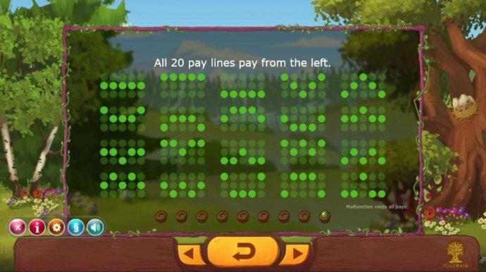 Seasons by No Deposit Casino Guide
