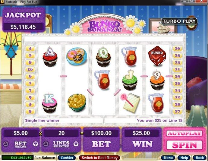 Bunko Bonanza by No Deposit Casino Guide