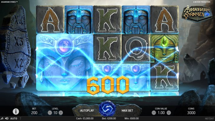 Asgardian Stones screenshot