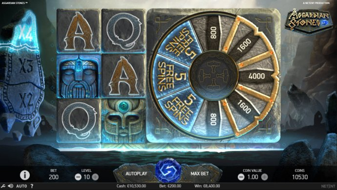 Asgardian Stones by No Deposit Casino Guide