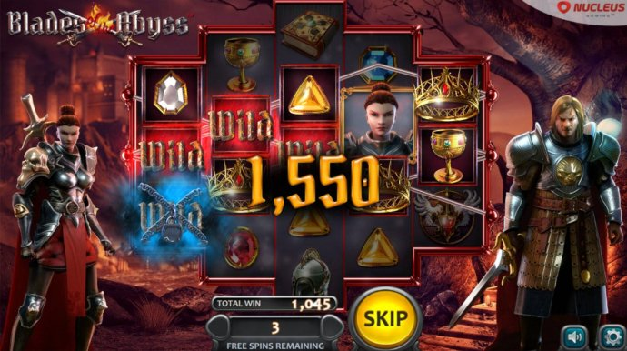 No Deposit Casino Guide image of Blades of the Abyss