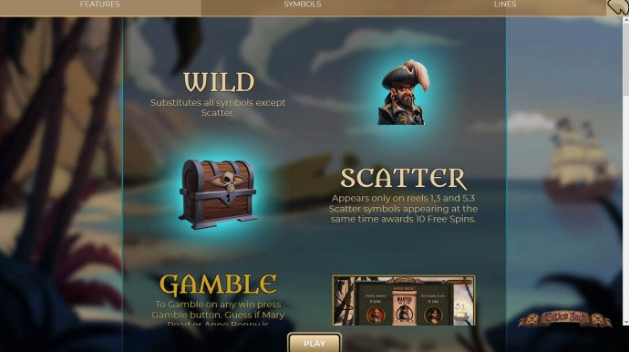 Calico Jack by No Deposit Casino Guide