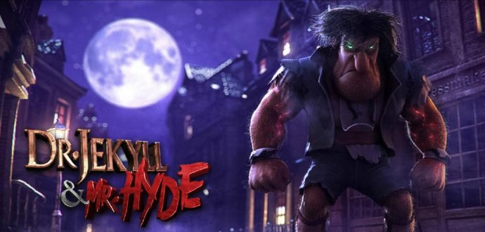 No Deposit Casino Guide - Dr. Jekyll and Mr. Hyde Splash Screen