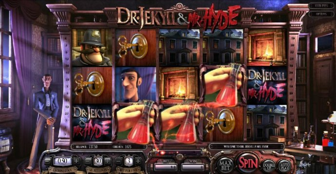 No Deposit Casino Guide image of Dr. Jekyll & Mr. Hyde