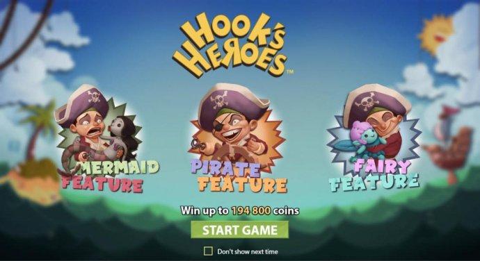 Hook's Heroes screenshot