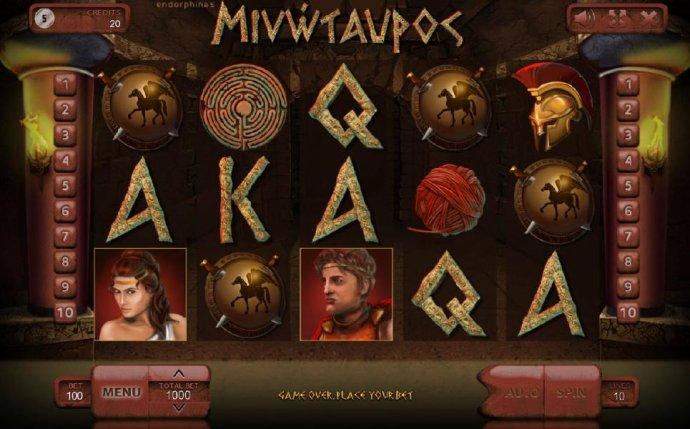 Minotaurus screenshot