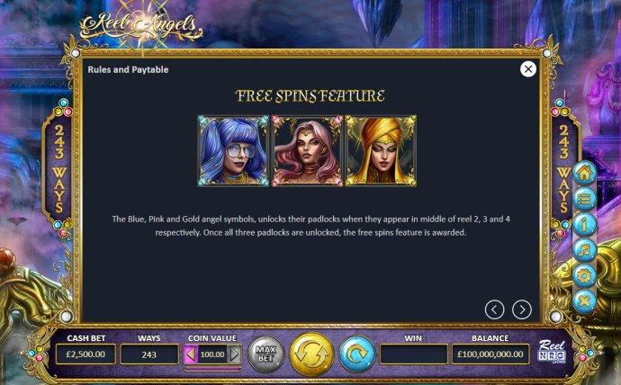 Reel Angels screenshot