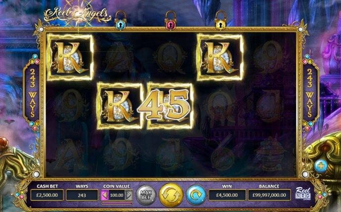 No Deposit Casino Guide image of Reel Angels