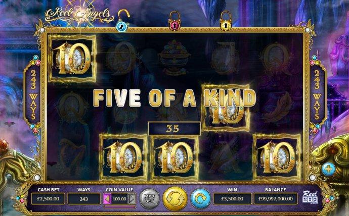 Reel Angels by No Deposit Casino Guide