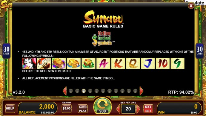 No Deposit Casino Guide - Action Stacked Reels