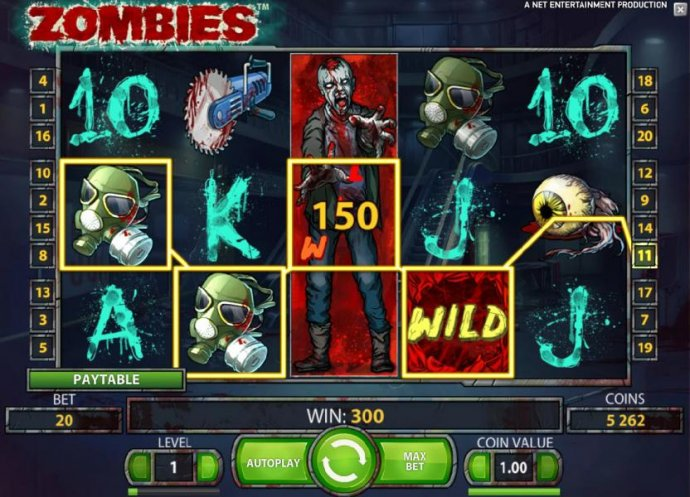 stacked wild triggers a 300 coin big win jackpot - No Deposit Casino Guide