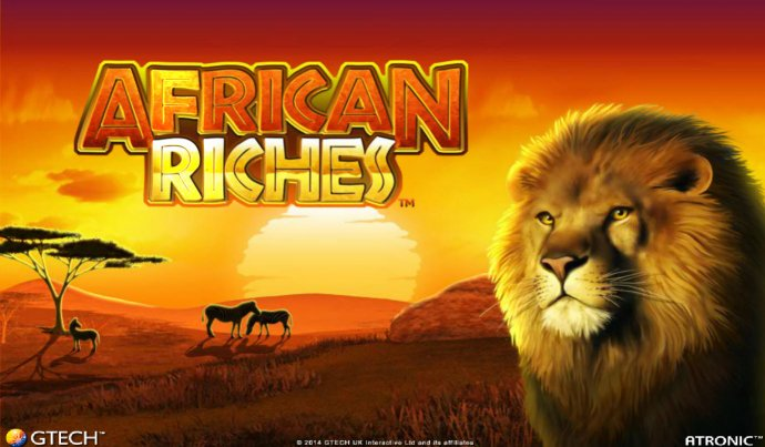 Images of African Riches