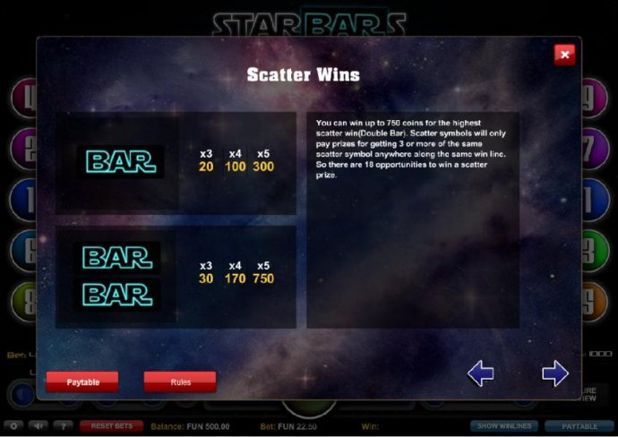 Images of Starbars
