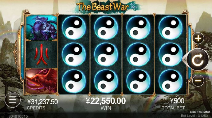Stacked reels triggers multiple winning combinations by No Deposit Casino Guide