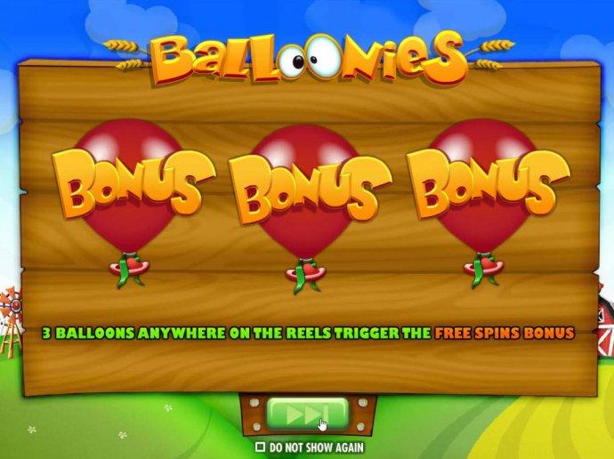 Balloonies Farm by No Deposit Casino Guide