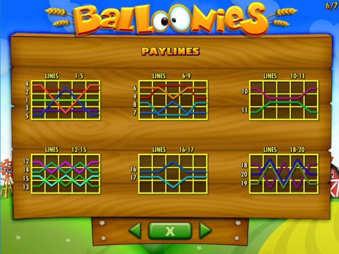 Balloonies Farm screenshot