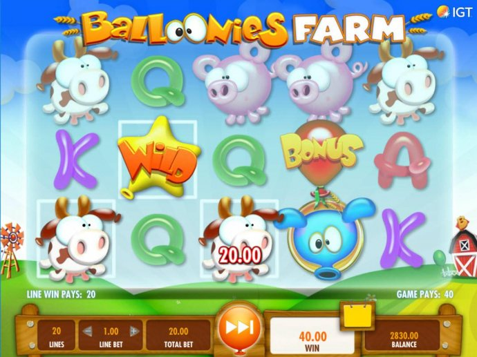 Images of Balloonies Farm