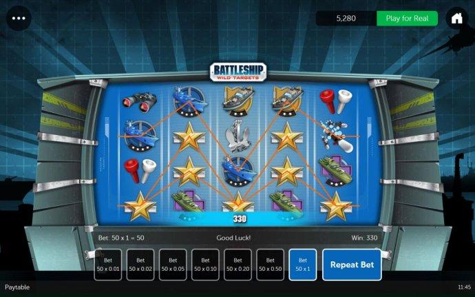Battleship Wild Targets by No Deposit Casino Guide