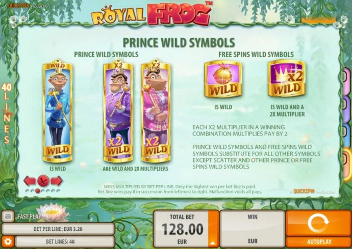 Royal Frog by No Deposit Casino Guide