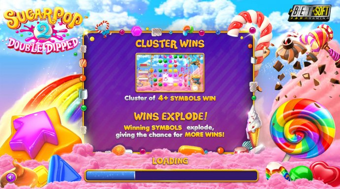 Sugar Pop 2 Double Dipped by No Deposit Casino Guide
