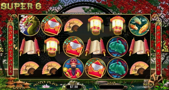 Super 6 by No Deposit Casino Guide