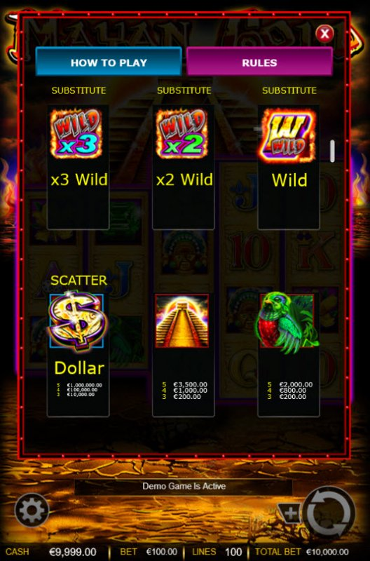 Free Spins - High Value Symbols by No Deposit Casino Guide