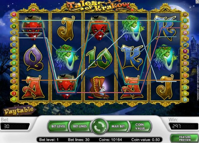 Tales of Krakow by No Deposit Casino Guide