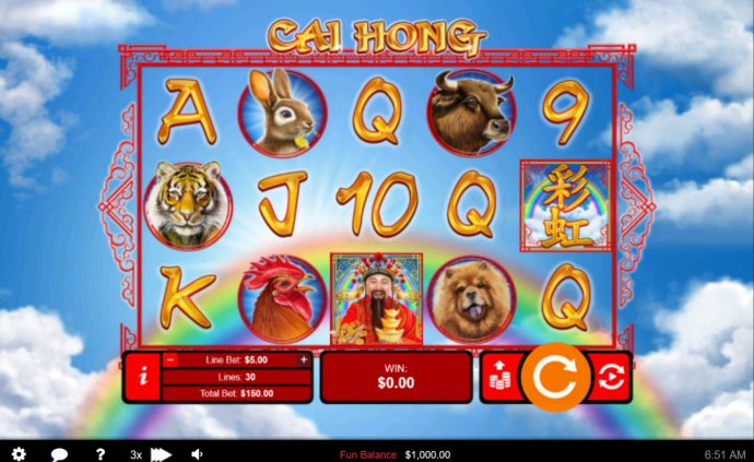 Cai Hong by No Deposit Casino Guide