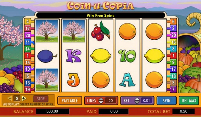Images of Coin-U-Copia