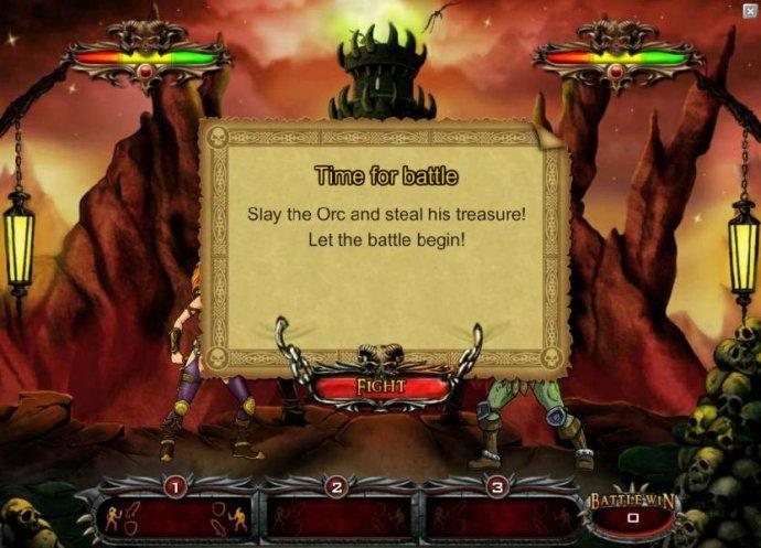 Crusade of Fortune screenshot
