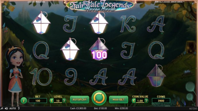 Fairytale Legends Mirror Mirror by No Deposit Casino Guide