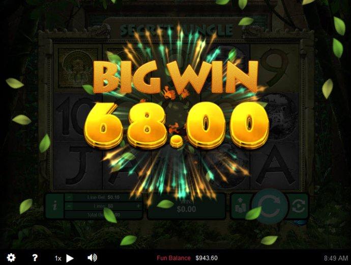Secret Jungle by No Deposit Casino Guide