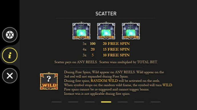 No Deposit Casino Guide image of World of Warlords