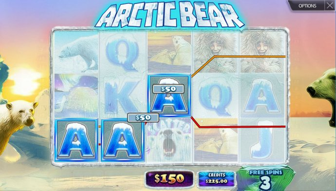 No Deposit Casino Guide image of Arctic Bear