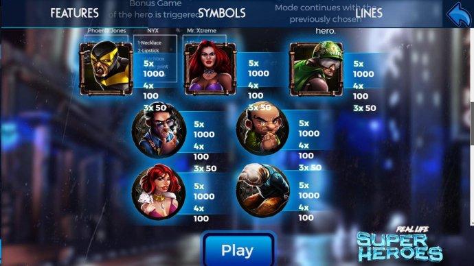 Real Life Super Heroes screenshot