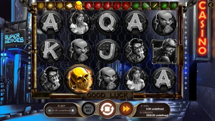 Collect evidence during game play by No Deposit Casino Guide