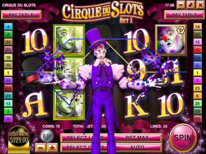 No Deposit Casino Guide - Multiple winning paylines triggered by expanding wilds