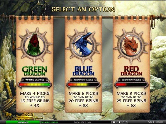 Dragon Slot screenshot