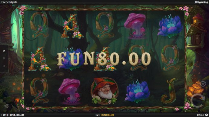 Fairie Nights by No Deposit Casino Guide