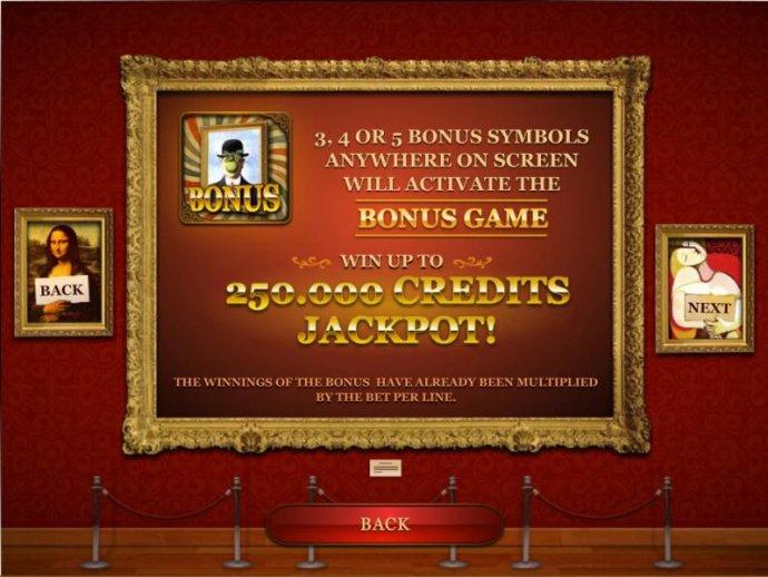 The Great Art Robbery screenshot